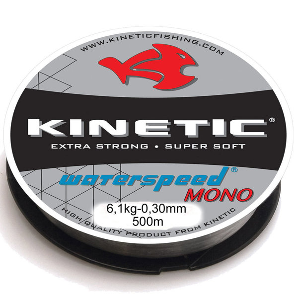 Kinetic extra strong monofile Angelschnur 0,30mm - 0,60mm