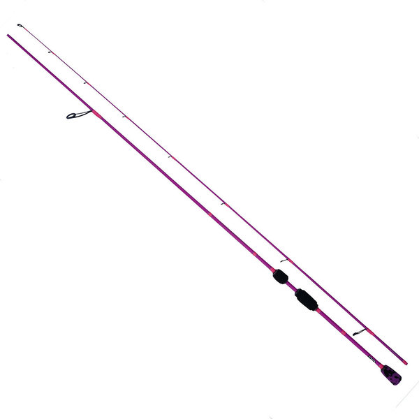 Skorpion UL Ultra Light Spoonrute Checker 2,10 m pink