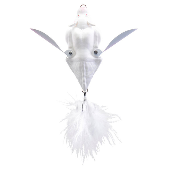 Savage Gear 3D Bat Fledermaus Albino/Weiß 10cm 28g